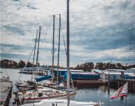 Парусная яхта «Онега»