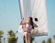 Фотосъемки на яхте «Zet»
