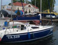 Яхта «Qubit»
