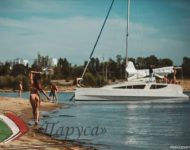 Яхта-Катамаран «Шаман»