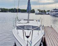 Яхта «Hunter»